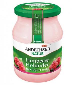 Joghurt Himbeer Holunder 500g