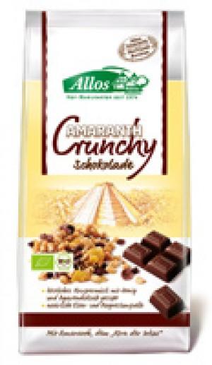 Amaranth Crunchy Schokolade 6x400g