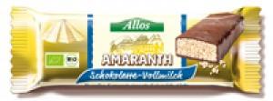 Amaranth Schokolette Vollmilch 16x25g