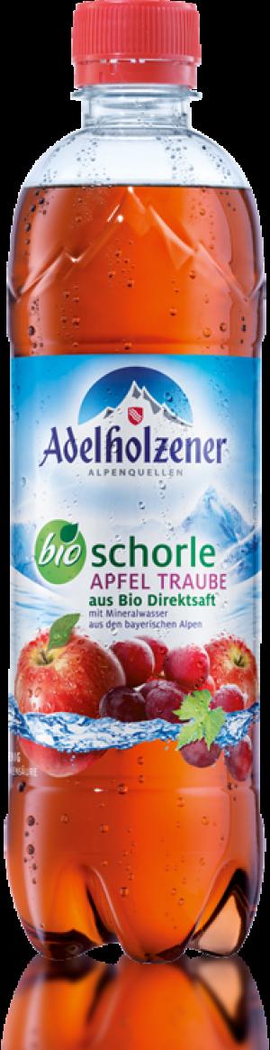 Adelholzener Apfel Trauben Schorle 0,5Ltr
