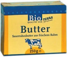 Butter Sauerrahm Terra 250g