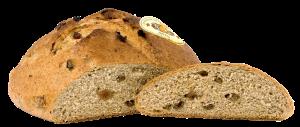 Dinkel-Rosinen-Brot 500g