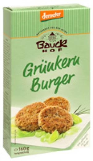 Grünkern Burger 6x160g
