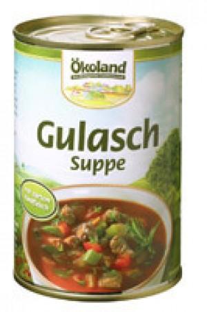 ungar. Gulaschsuppe (mit Rind) 400ml Dose