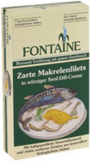 Makrele in Dill Senf  Creme 200g