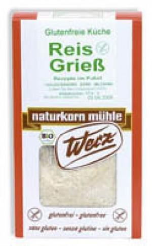 Reis Grieß 6x250g