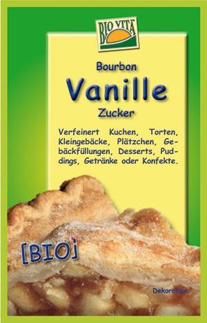 Bourbon Vanillezucker 10g