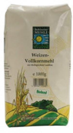 Weizenvollkornmehl 6x1kg